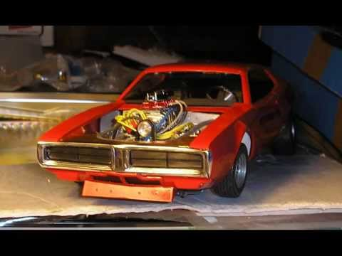 Giant 1 16 Scale Dodge Charger Youtube