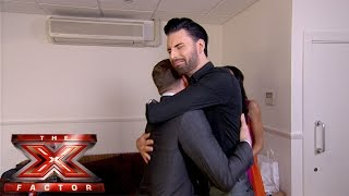 The Xtra Factor make it inside Dermot's dressing room | The Xtra Factor UK 2014