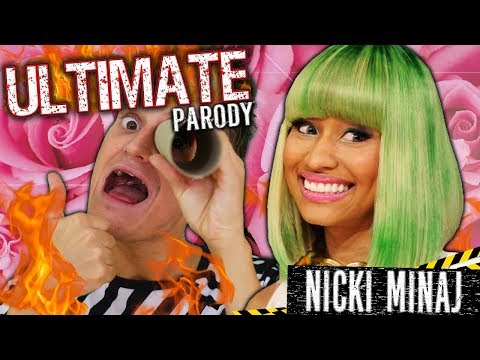 The Ultimate NICKI MINAJ Parody - Philip Green