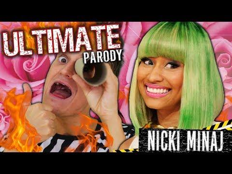 The Ultimate NICKI MINAJ Parody - Philip Green