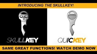 Quickey Multi-Tool Crowdfunding Project on Indiegogo