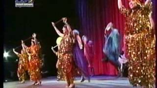 the egyptian folk dance troupe
