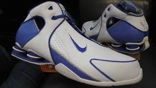 Обзор кроссовок Nike Shox DT - Выпуск #400