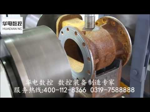 THREE FACE MILLING MACHINE special for valves