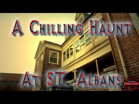 Haunted St Albans Sanatorium Hospital - Paranormal Ghost Investigation Video