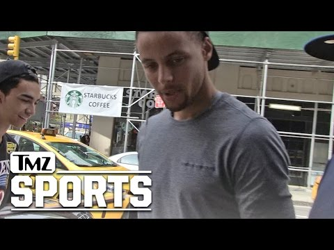 Steph Curry Says Pray For Brangelina   TMZ Sports