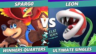 Random Flatrealm Winners Quarters - XTR | Spargo Vs. Leon - Smash Ultimate SSBU