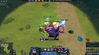 Dota 2 - Attack On Hero 2 - #84 - Witch Doctor - Failed (Round 31)