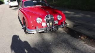 Mk2 Jaguar Coombs Video