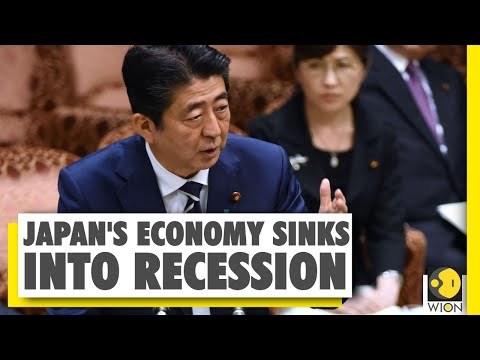 Japan, world's third largest economy slips into recession; Japanese automaker faces more trouble