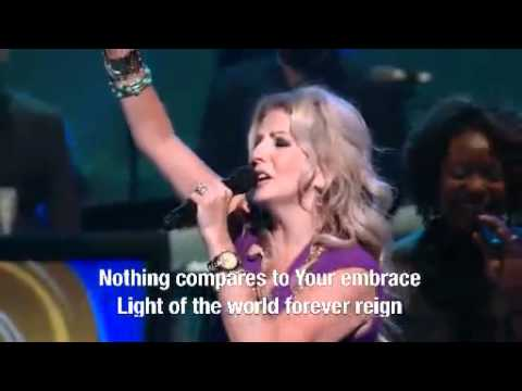 Forever Reign & This is Our God ❦Cindy Cruse Ratcliff ~ Lakewood Church❧