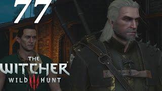 The Witcher 3 Wild Hunt Прохождение Серия 77 (Мечи и вареники)