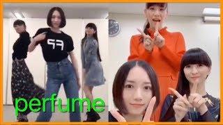 【Tik Tok】perfume💖やっぱりダンスキレッキレ💖縦長動画5個 thumbnail