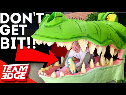 Pull Wrong Tooth & Get EATEN by the CROC!!