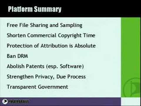Copyright regime vs. civil liberties