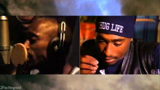 2Pac PUNK POLICE ███ feat The GAME 2014 Full HD