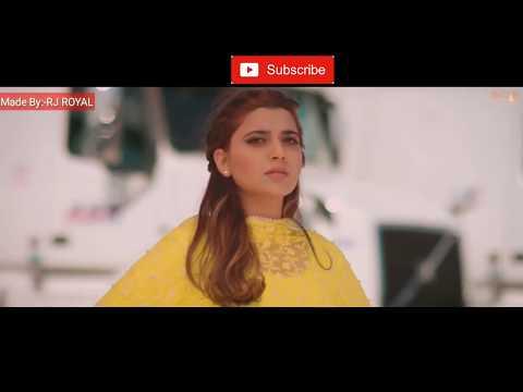 Barobar Boli |Whatsapp status video|by Nimrat Khaira Latest Punjabi Song 2018