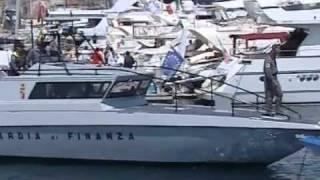 Yacht di lusso, Vasco e Boldi nei guai col fisco