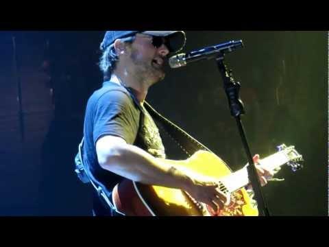 Eric Church - Sinners like me (Live)