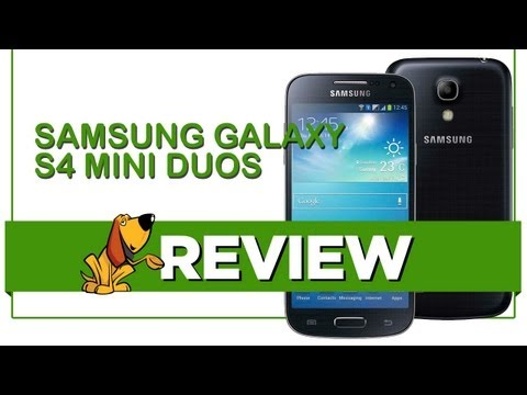 Samsung Galaxy S4 Mini Duos - Review