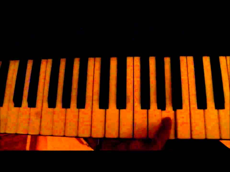How To Play Secrets By Onerepublic On Piano Youtube