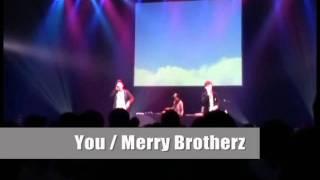 H11.12.30 に赤坂BLITZで行われたMerryBrotherzのLIVE映像。 MerryBroth...