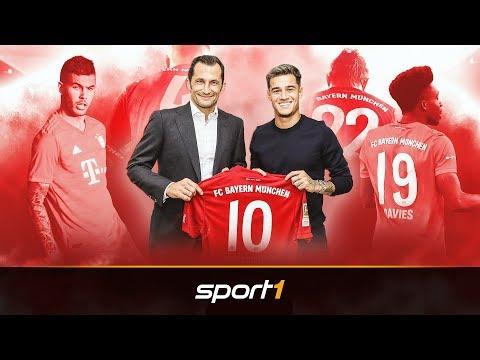 Ist Coutinho genug? Der FC Bayern im Transfercheck | SPORT1
