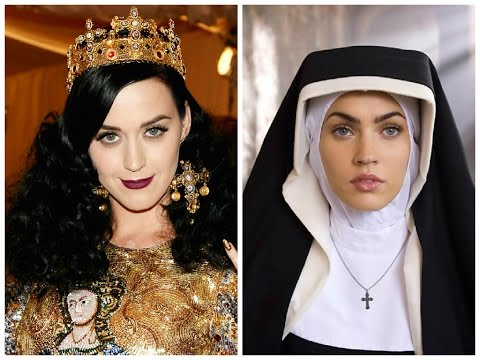 Katy Perry Battles Nuns To Buy Los Angeles Convent!