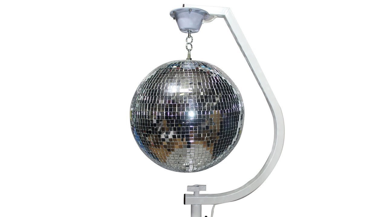 Pro X Direct Mb16stand 16 Inch Mirror Ball Stand For Wedding Djs Disc Jockey News
