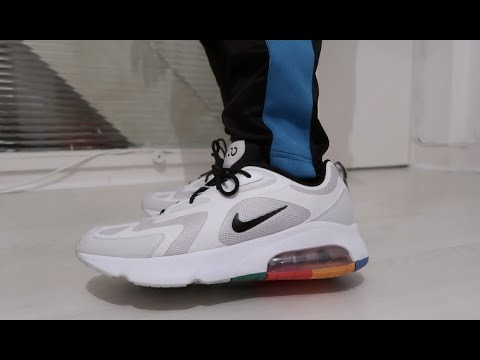 nike-air-max-200-(sneaker-review,-unboxing-&-on-feet)