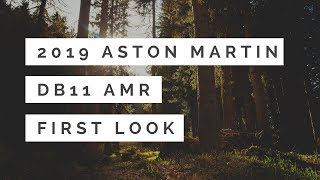 2019 Aston Martin DB11 AMR First Look & Review - Debuts With 630 HP