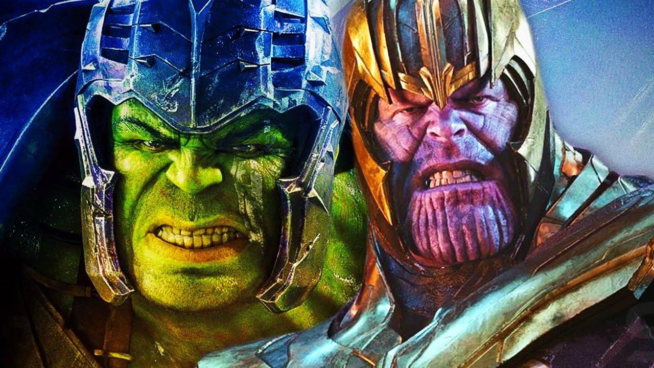 Avengers 4 the hulk vs thanos finale world breaker - Gambar thanos ...
