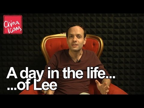Lee's Life in Beijing: Television Presenter and Writer | A China Icons Video
