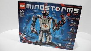 [Part-1/4] LEGO Mindstorms EV3 31313 Unboxing Video Review