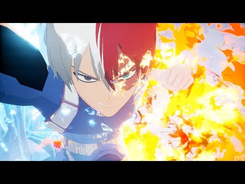 YOOOOO, THIS LOOKS HYPE!! OFFICIAL GAMEPLAY TRAILER | MY HERO ACADEMIA ONE'S JUSTICE