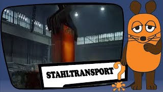 Stahltransport