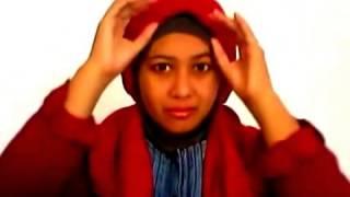 HIjab Tutorial Trend Hijab Natasha Farani #3 Juli 2014
