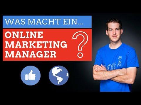 Was Macht Ein Online Marketing Manager? 🎯 | Was Ich Den Ganzen Tag So Mache ✅
