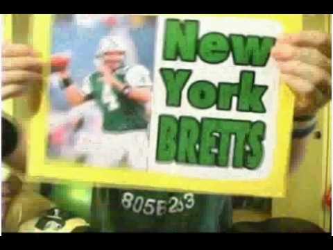 Paul Brogan NFL Season Rap 2008 (NEW!)