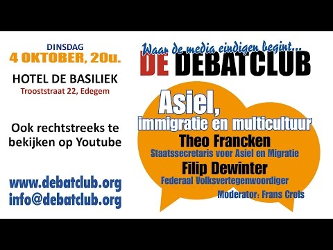 Debat: Asiel, immigratie en multicultuur