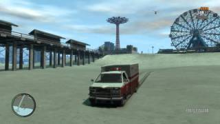 GTA IV Cops 'n' Crooks: Hegemony of the CnC Club 09