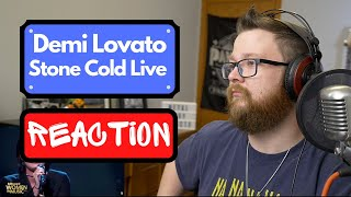 Today i'll be reacting to demi lovato stone cold live at the billboard's women in music. this has come highly recommended and i'm so excited check it out....