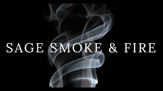 """Sage, Smoke & Fire"" Official Book Trailer."