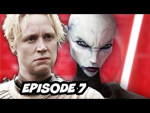 Star Wars Episode 7 Sith Jedi Breakdown - 동영상