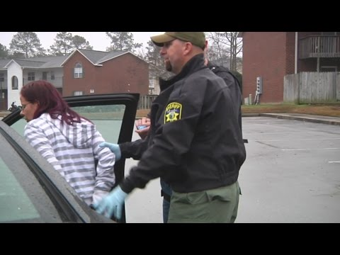 Pitt County Sheriff's Office rounds up heroin users and dealers