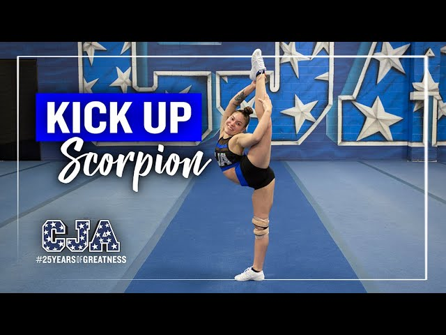 Kick Up Scorpion