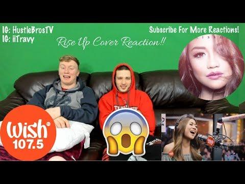 Morissette Amon - Rise Up  Wish 1075  REACTION