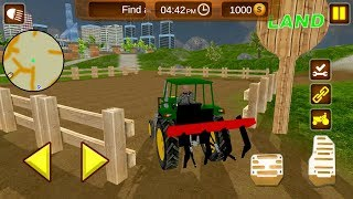 Tractor Farming Driver Simulator 2018 (by Free Game Valley) Android Gameplay [HD]