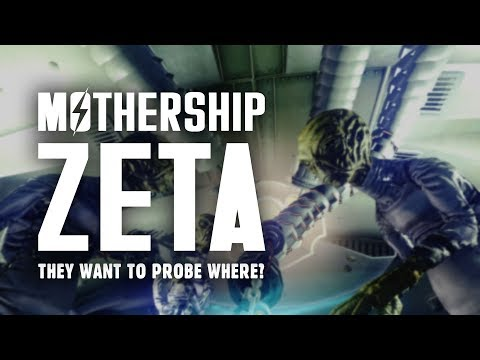 Mothership Zeta Part 1: They Want to Probe Where? - Fallout 3 Lore