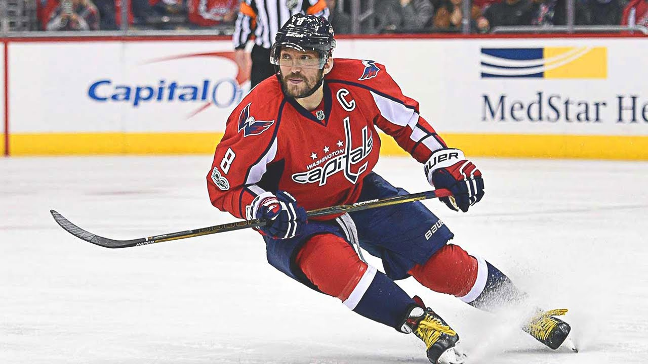 new concept 40c2d 0e445 What gear does Alex Ovechkin use?